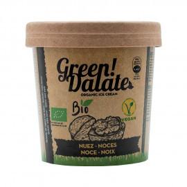 Helado bio Green Dalate Nuez 350 ml