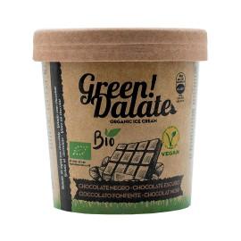 Helado vegano Green Dalate Chocolate Negro