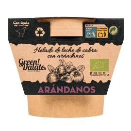 Helado Cabra Green Dalate Arandanos 350ml