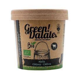 Helado Green Dalate Crema de nata 350ml