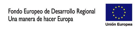 Logo Fondos europeos